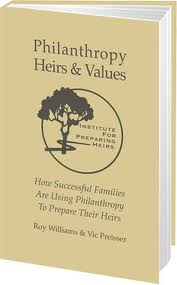 Philanthropy Heirs & Values
